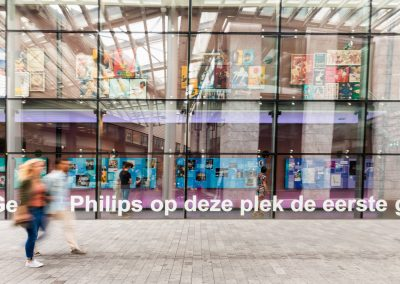 Philips Museum in Eindhoven. Bron VisitBrabant.nl