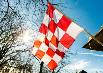 Brabantse vlag. Bron VisitBrabant.nl
